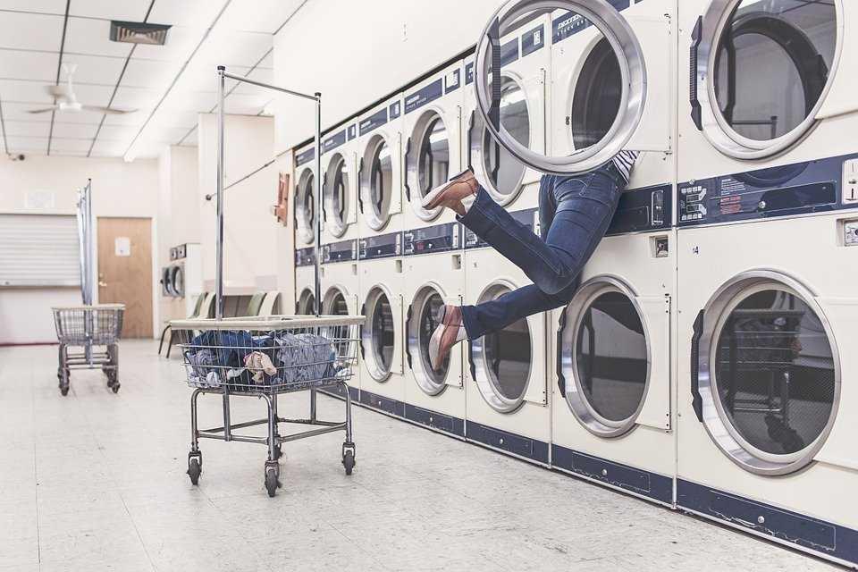 Nombres originales para lavanderias