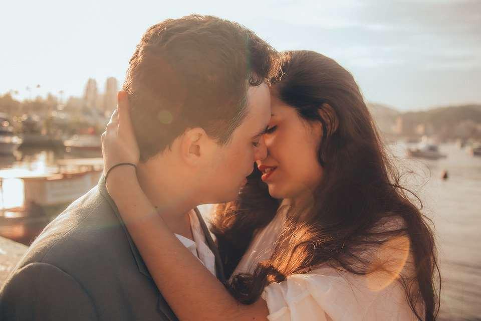 significado del beso