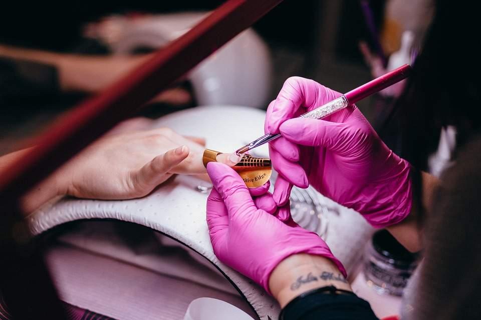salon de uñas