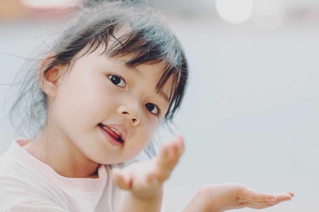 Nombre para una niña japonesa